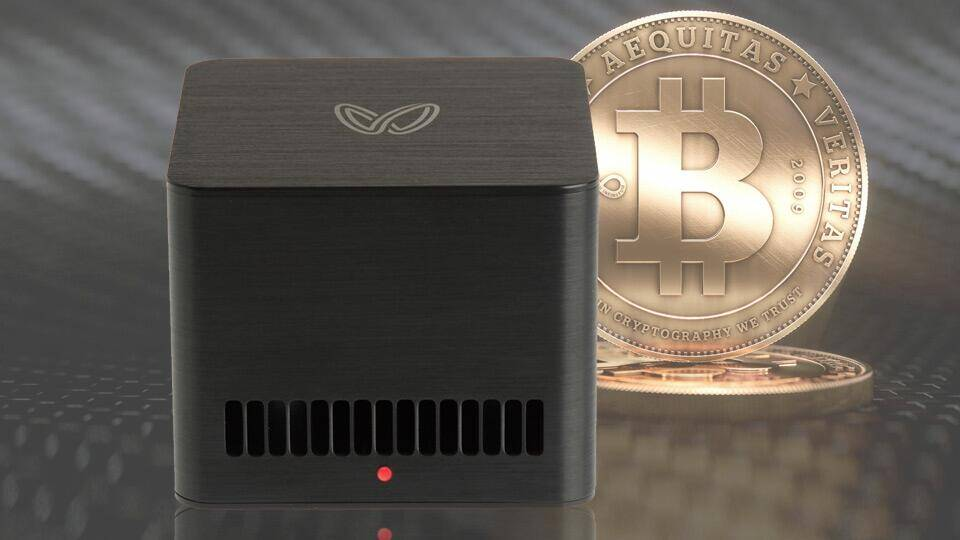 Butterfly Labs Jalapeno Bitcoin Miner - http://coolthings.us