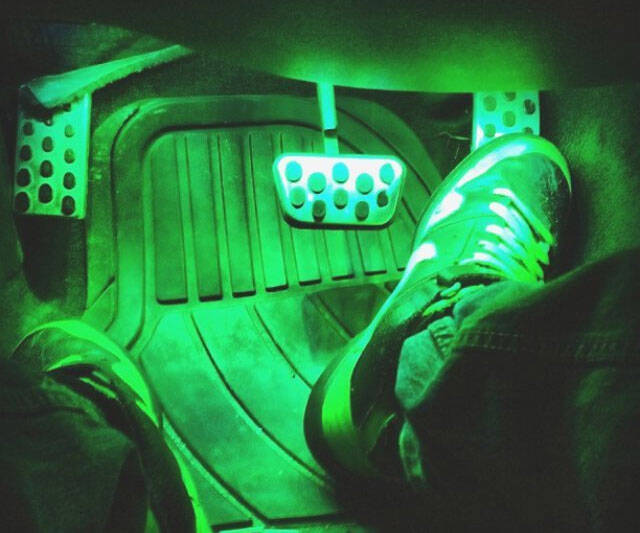 Car Interior Lighting System - http://coolthings.us