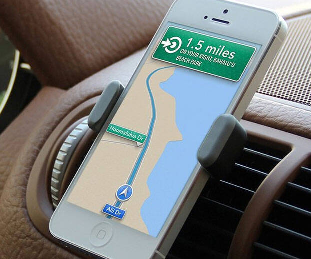 Car Vent Phone Mount - http://coolthings.us