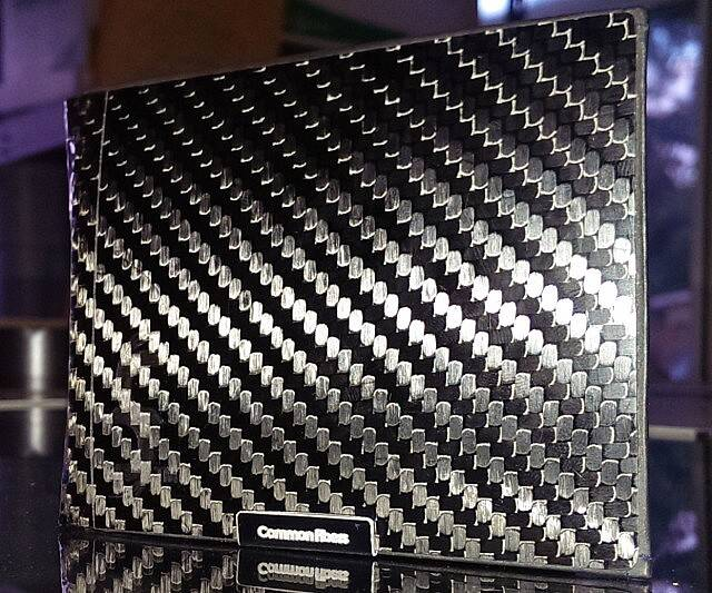 Carbon Fiber Wallet - coolthings.us