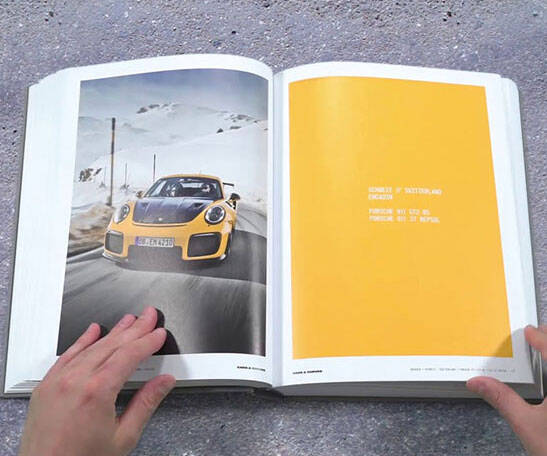 Cars & Curves Coffee Table Book - coolthings.us
