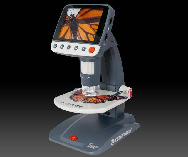 Celestron 5 MP LCD Digital Microscope - http://coolthings.us