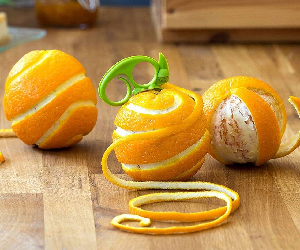 2-in-1 Citrus Peeler And Zester - http://coolthings.us