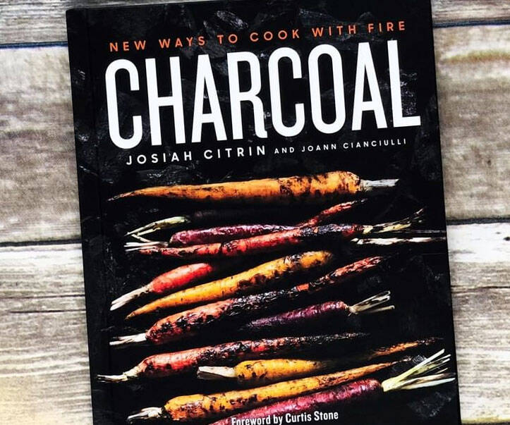 The Charcoal Cookbook - http://coolthings.us