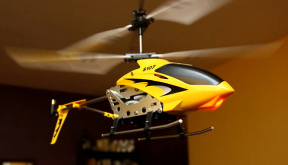 Cheap Remote Control Helicopter - http://coolthings.us