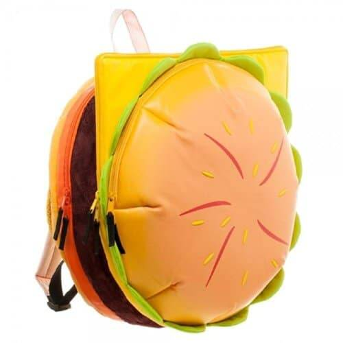 Cheeseburger Backpack - http://coolthings.us