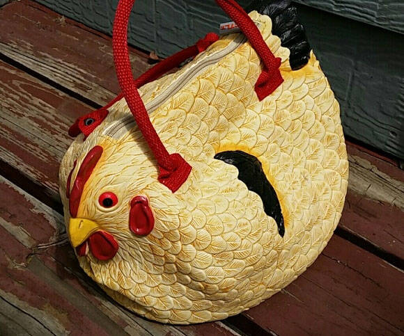 The Hen Bag - http://coolthings.us