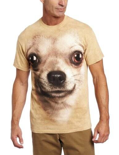 Chihuahua T-Shirt - http://coolthings.us