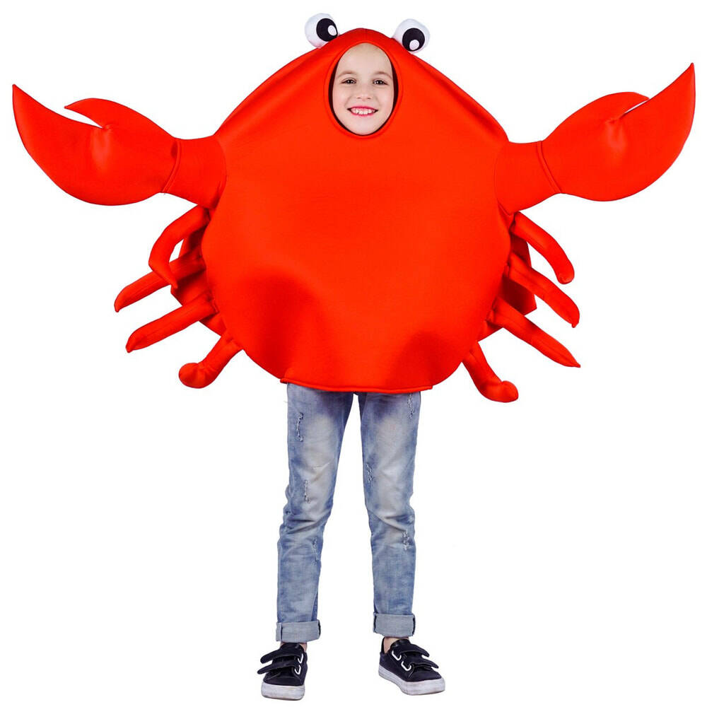 Child's King Crab Costume - http://coolthings.us