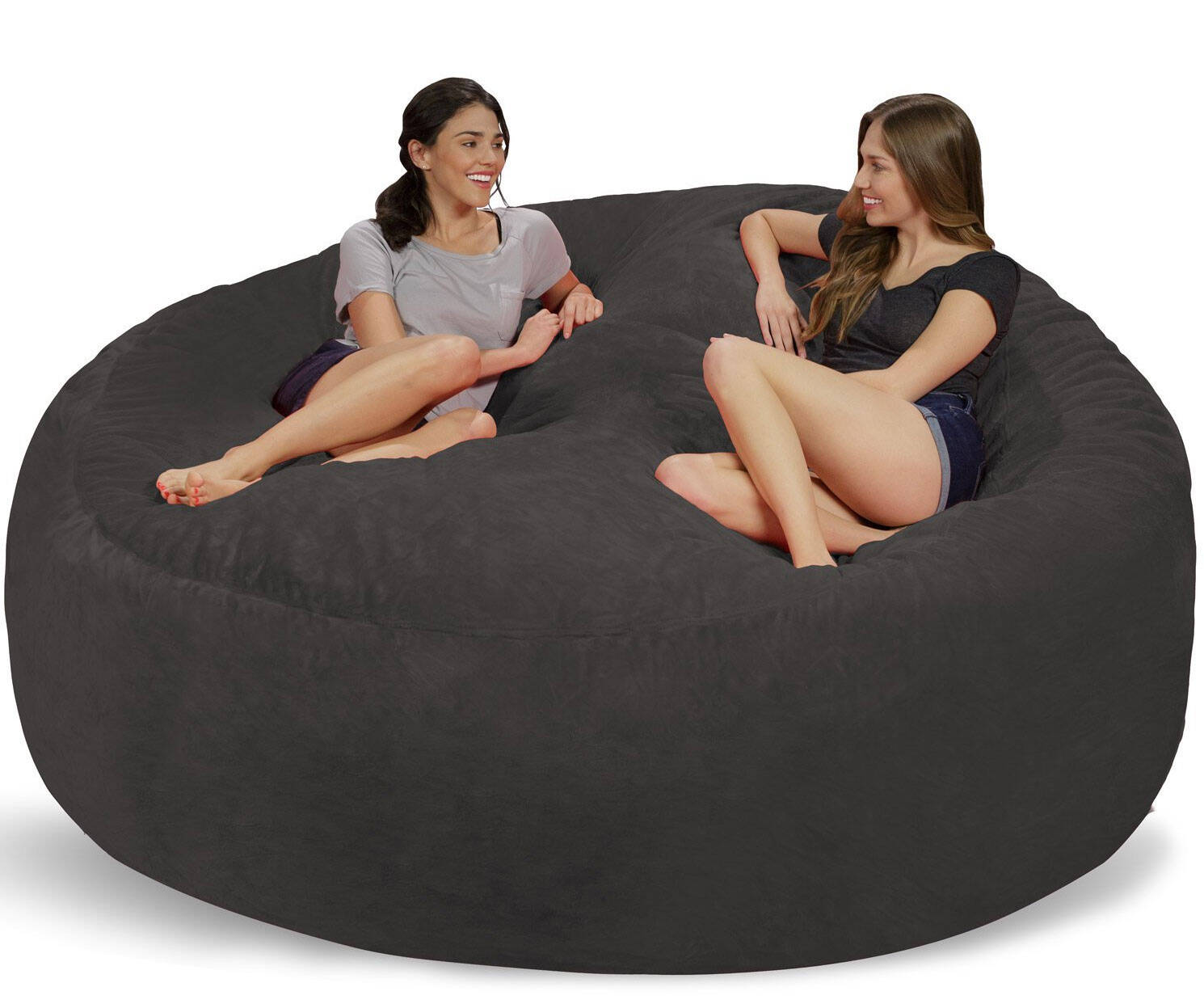 Two Person Bean Bag Chair - http://coolthings.us
