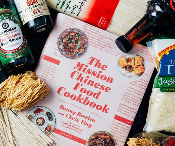 The Mission Chinese Food Cookbook - http://coolthings.us