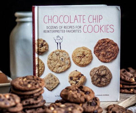 Chocolate Chip Cookies Recipe Book - coolthings.us