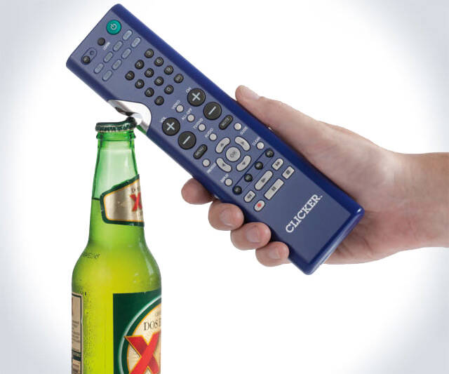 Bottle Opener Remote Control - coolthings.us