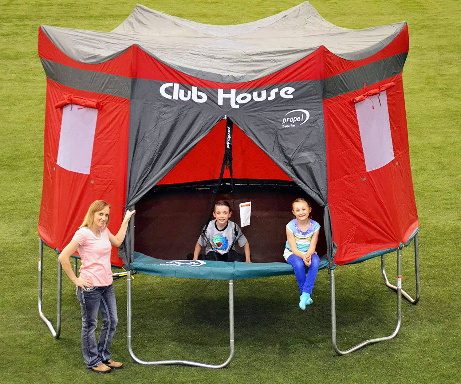 Clubhouse Trampoline Cover