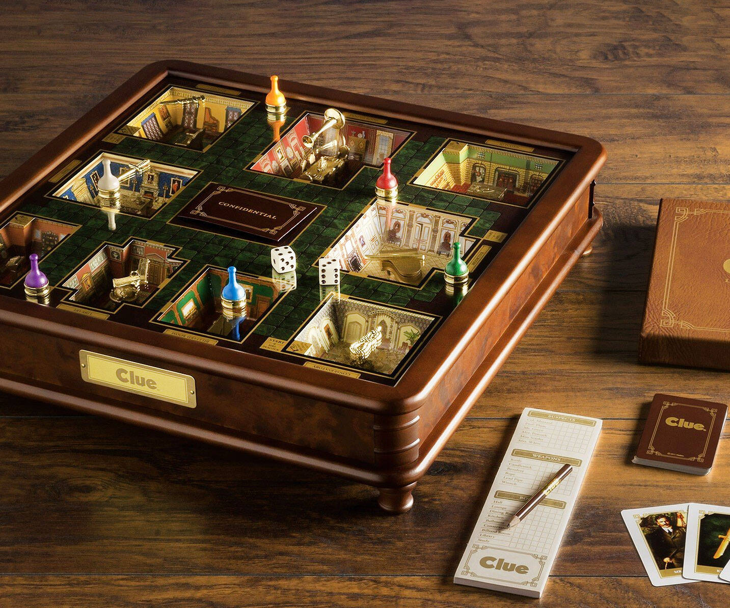 3D Clue - http://coolthings.us