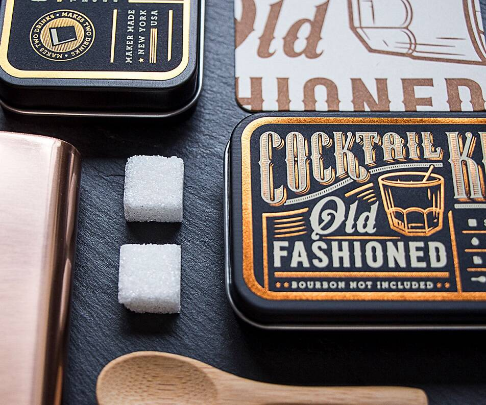 Cocktail Kits - http://coolthings.us