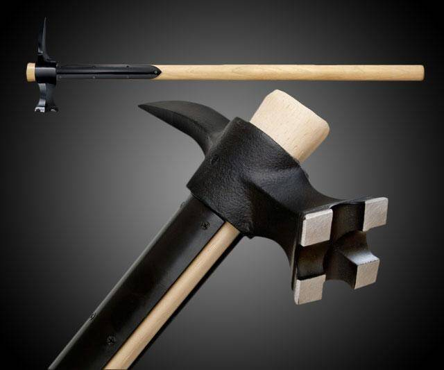Cold Steel War Hammer - http://coolthings.us