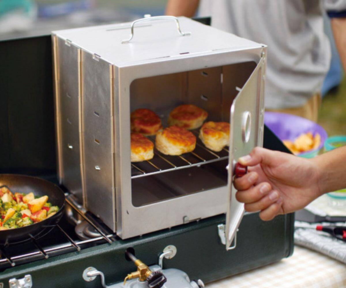 Coleman Camp Oven - http://coolthings.us