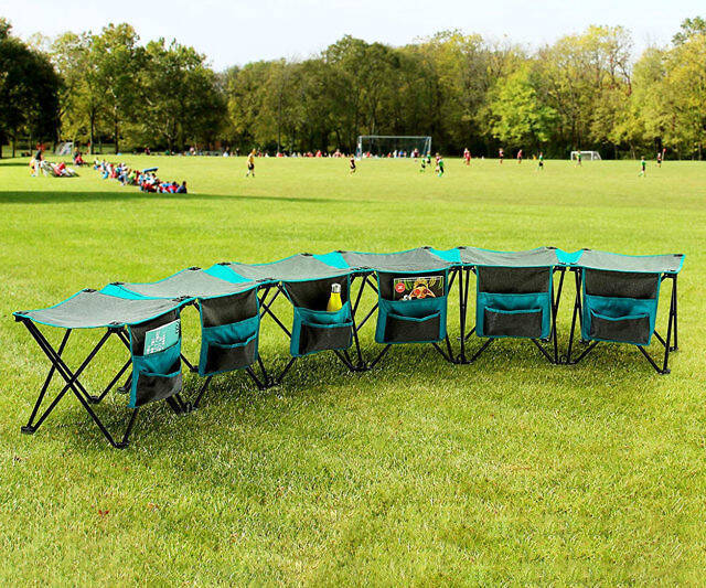 Collapsible 6-Person Bench - coolthings.us