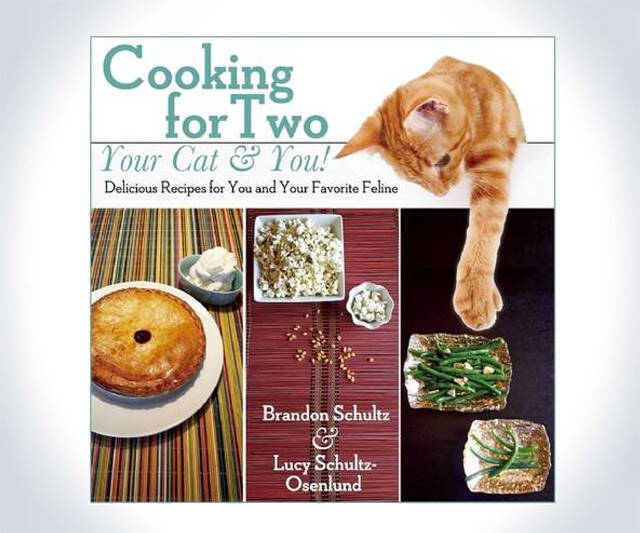 Cooking for Two: Your Cat & You! - http://coolthings.us