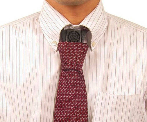 The Cooling Fan Necktie - coolthings.us