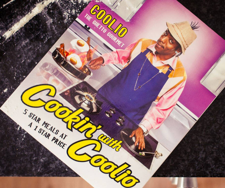 Cooking With Coolio Cookbook - http://coolthings.us