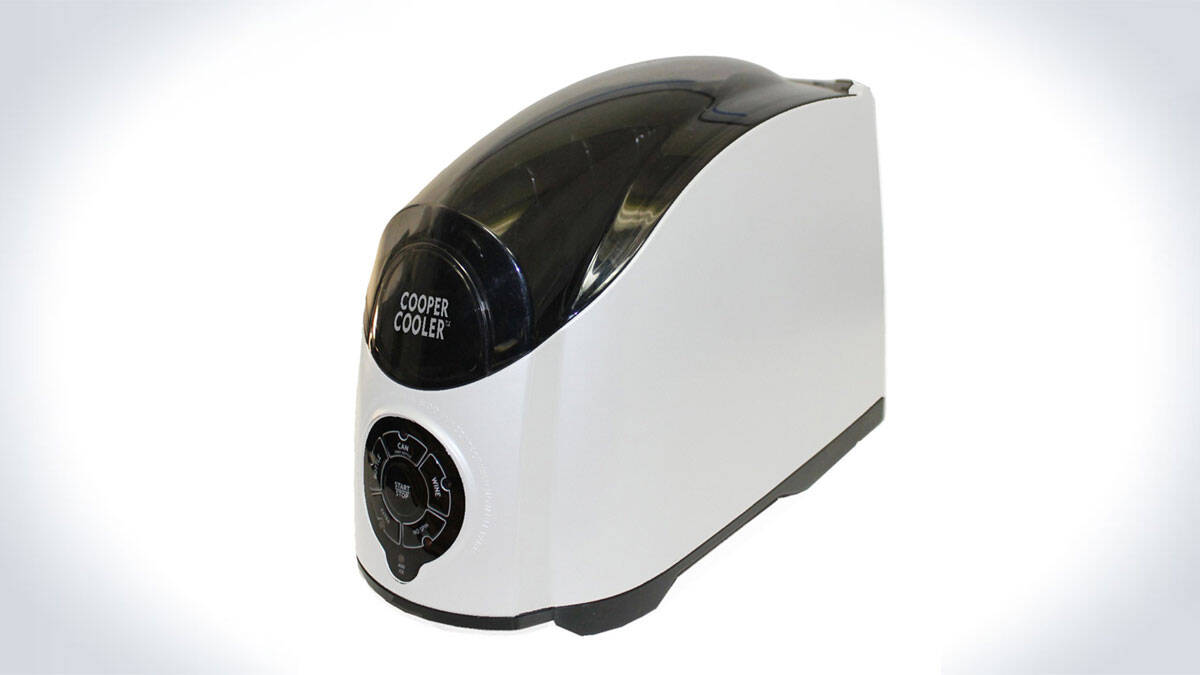 Cooper Cooler 60-Second Beer Chiller - http://coolthings.us
