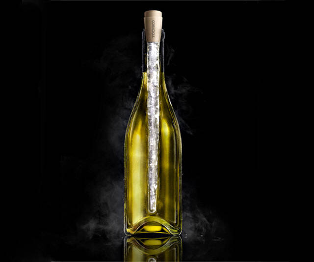 Corksicle Wine Bottle Chiller - coolthings.us