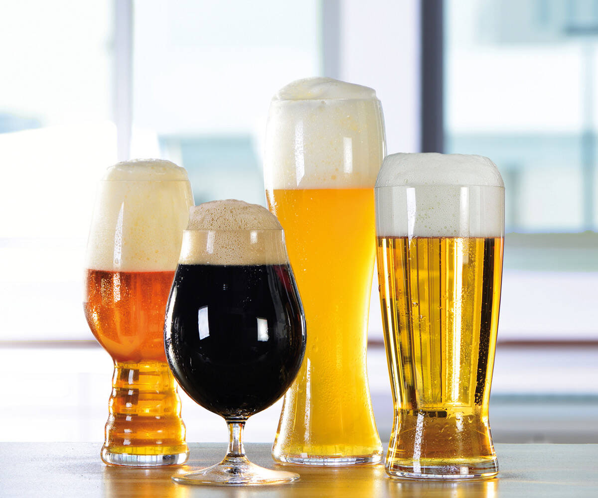 Craft Beer Glass Tasting Kit - http://coolthings.us