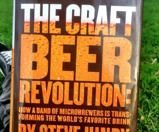 Craft Beer Revolution Book - coolthings.us