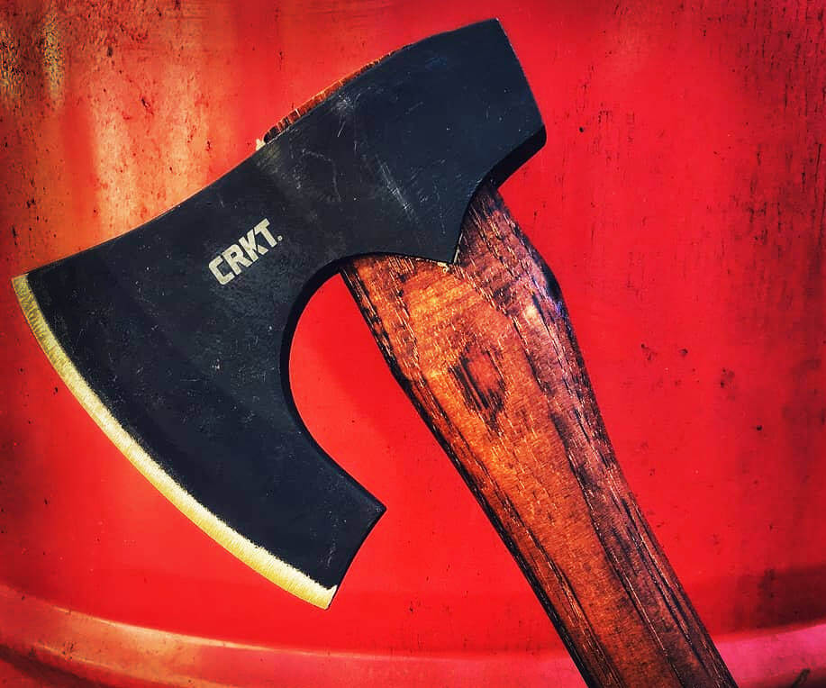 CRKT Tactical Axe - http://coolthings.us