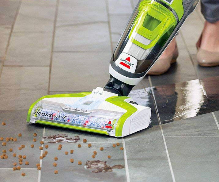 The Simultaneous Wet-Dry Vacuum - http://coolthings.us