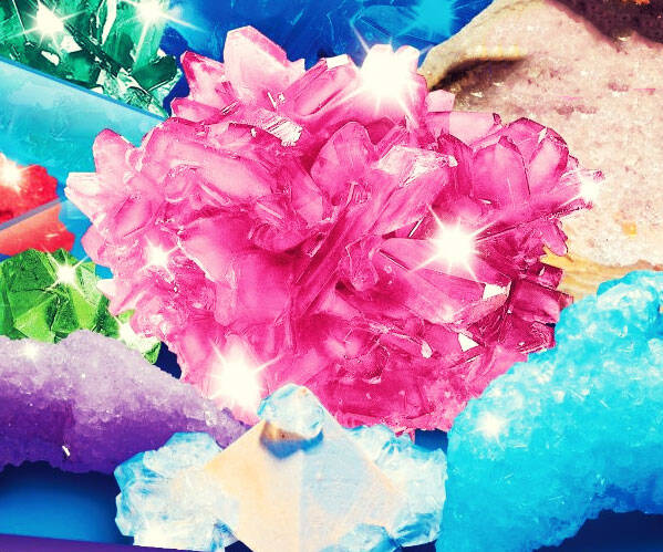 Crystal Growing Kit - http://coolthings.us