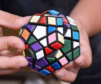 Advanced Rubik's Cube - http://coolthings.us