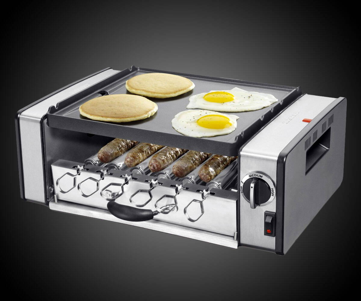 Cuisinart Griddler Compact Grill Centro - http://coolthings.us