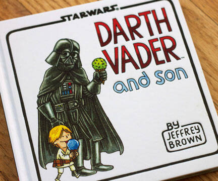 Darth Vader And Son Book - coolthings.us