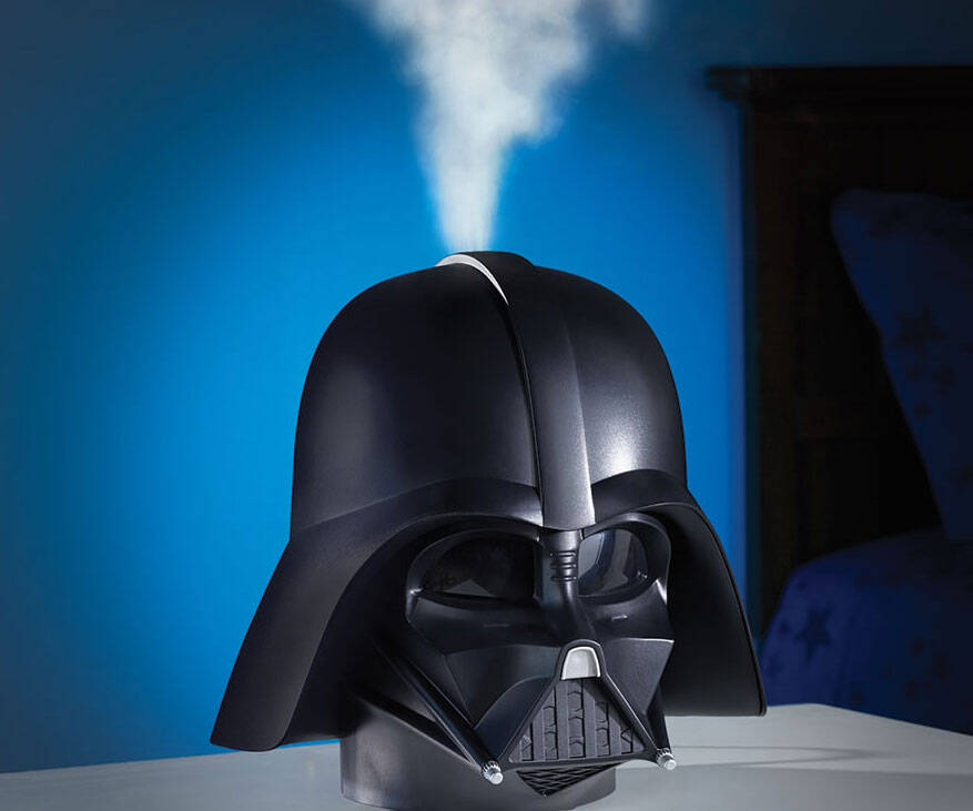 Darth Vader Helmet Humidifier - http://coolthings.us