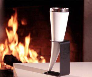 Viking Drinking Horn - http://coolthings.us