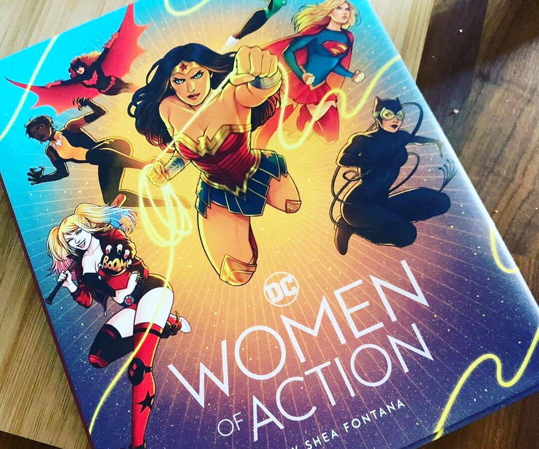 DC: Women Of Action - http://coolthings.us