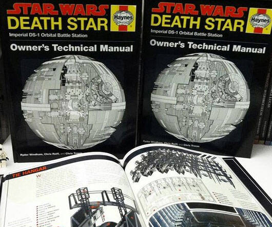 Death Star Owner's Manual - http://coolthings.us
