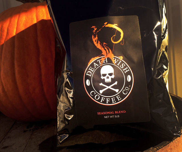 Death Wish Pumpkin Spice Coffee