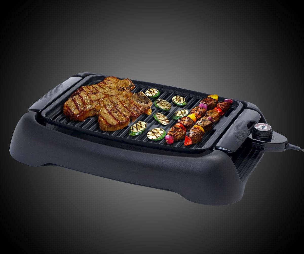 DeLonghi Perfecto Indoor Grill - http://coolthings.us