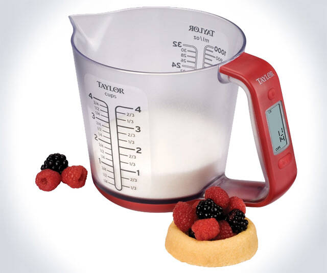 Digital Measuring Cup - http://coolthings.us
