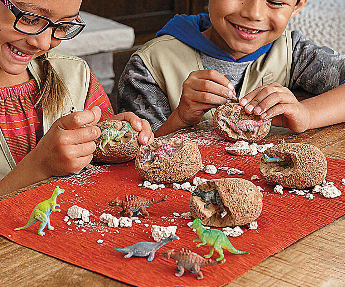Dig It Up Dinosaur Eggs
