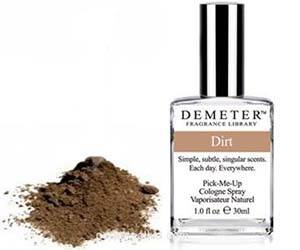 Dirt Cologne - http://coolthings.us