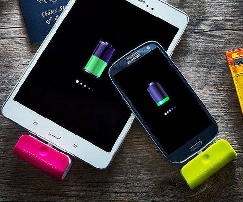 Disposable Smartphone Pocket Charger - http://coolthings.us