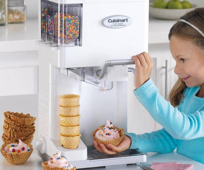 DIY Ice Cream Maker - http://coolthings.us