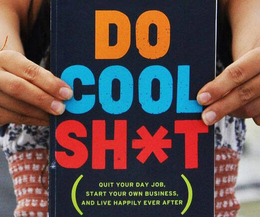Do Cool Shit Book - http://coolthings.us