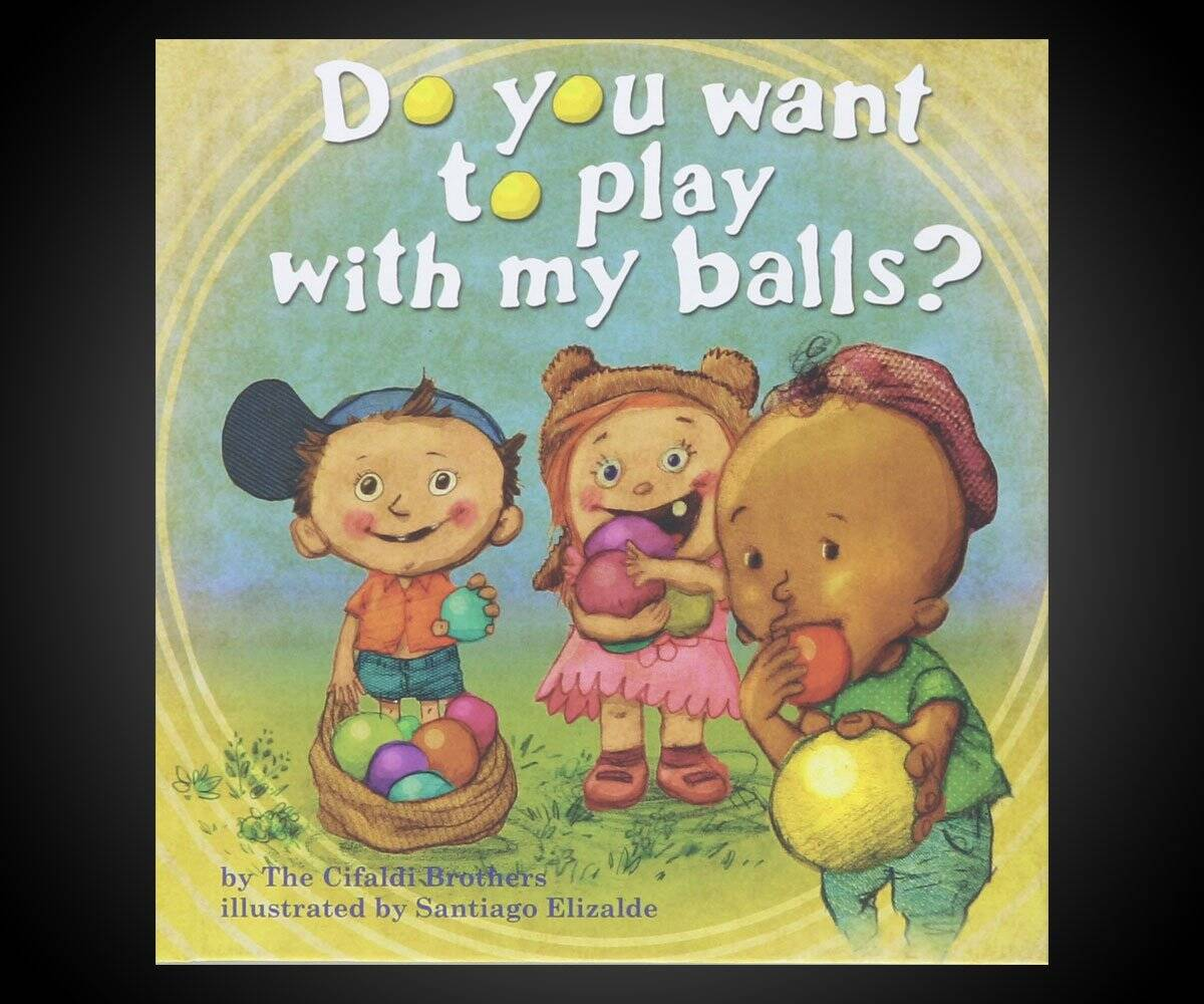 Do You Want To Play With My Balls? - http://coolthings.us
