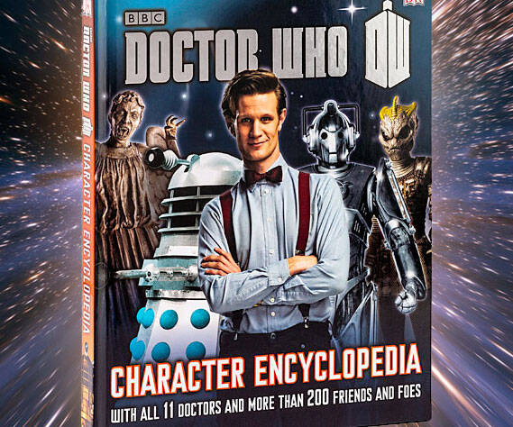 Doctor Who Character Encyclopedia - coolthings.us